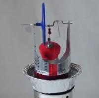 Stirling motoru ile enerji dönüşümü