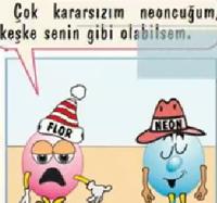 IRGALAMAZ BENİ Ametalim periyotta..