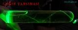 IŞIĞIN YANSIMASI-yeşil lazer