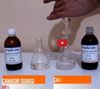 Çamaşır Sodası(Na2CO3) Ayıraç İle Asit Baz Tespiti
